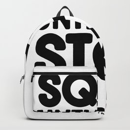 Gym Fitness legs Backpack