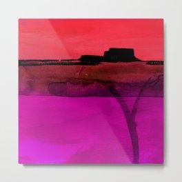 Mesa No. 100F by Kathy Morton Stanion Metal Print