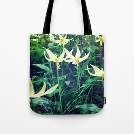 Fawn Lilly  Tote Bag