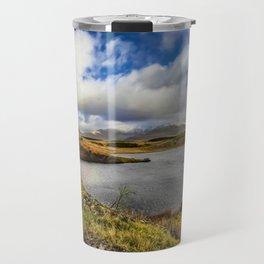 Llyn y Dywarchen Snowdonia Travel Mug