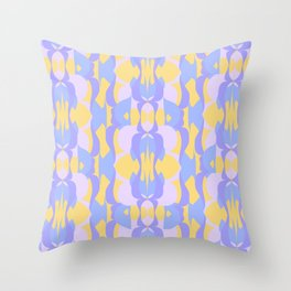 Lemon Sugar Throw Pillow