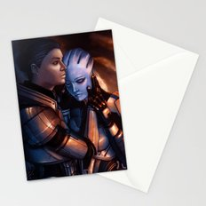 Mass Effect - Memories Stationery Cards