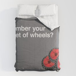 First Wheels Comforters