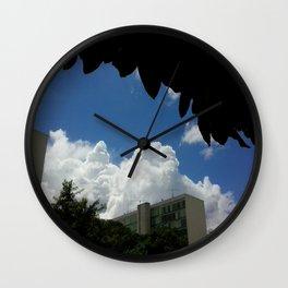 Clump Wall Clock