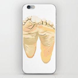 FEET I iPhone Skin