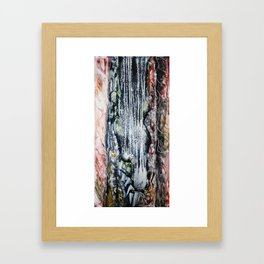 Starved Rock: Will You Take Our Picture? (i) Framed Art Print