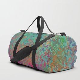magic mandala 41 #magic #mandala #decor Duffle Bag
