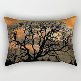 Altered Oak 3 Rectangular Pillow