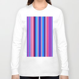 Stripes-019 Long Sleeve T-shirt
