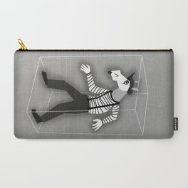Mime Unicorn Carry-All Pouch