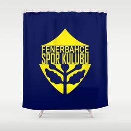 Slogan: Fenebahce Shower Curtain