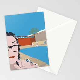 Instagram Influencers in the Wild Stationery Cards