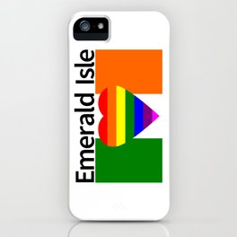 Ireland Gay Wedding iPhone Case