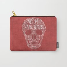 No One But Death (Shall Part Us) Carry-All Pouch