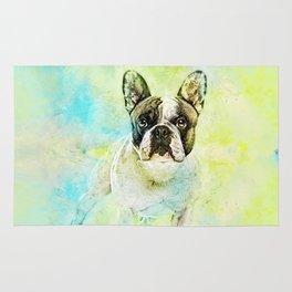 French Bulldog -Frenchie Dog Rug