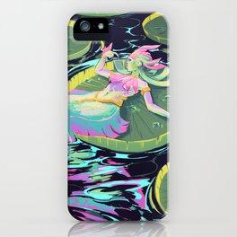 river spirit iPhone Case