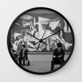 Guernica in Tokyo Wall Clock