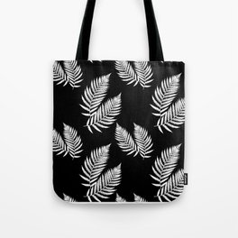 Fern Pattern Tote Bag