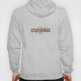 Ozymandias · Breaking Bad Hoody