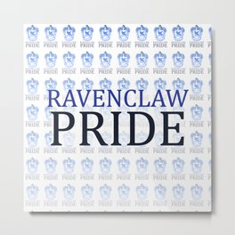 Ravenclaw Pride Metal Print
