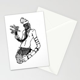 Little lost boys III Stationery Cards