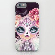 Camila Huesitos - Sugar Skull iPhone 6s Slim Case