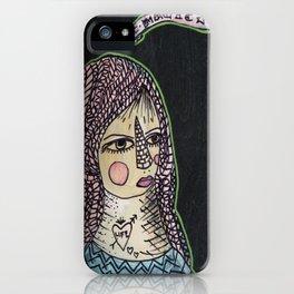 Magic Hair  iPhone Case