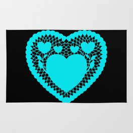 You pull on my heart strings Rug