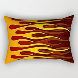 Speed Demon Rectangular Pillow
