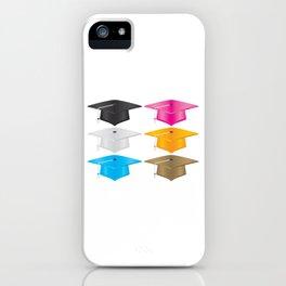 Graduate Cap iPhone Case