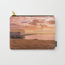Busselton Jetty Sunset Carry-All Pouch
