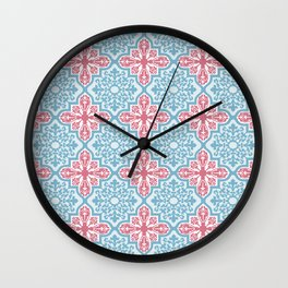 Just Hipster Wall Clock