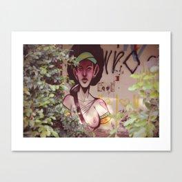 Amazon 4  Canvas Print
