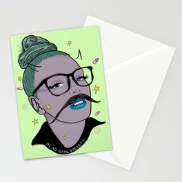 Mustachio Stationery Cards