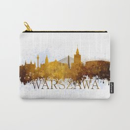 Warsaw in autumn tones Carry-All Pouch
