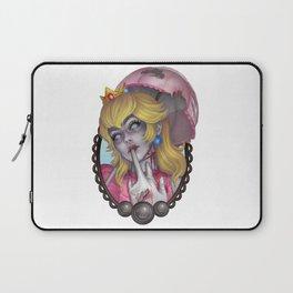 Zombie Peach Laptop Sleeve