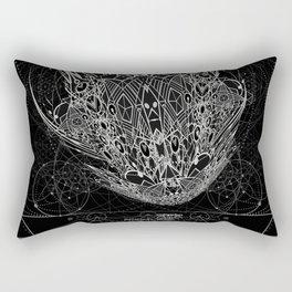 The Little Beast Rectangular Pillow