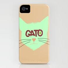 GAto iPhone (4, 4s) Slim Case