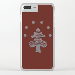 Zenyatta Type illust Clear iPhone Case