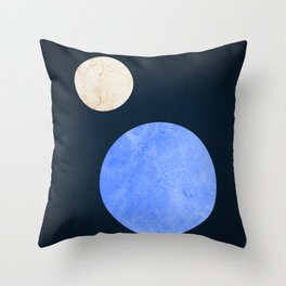 Cosmic space V Throw Pillow