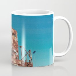 Old Train-Film Camera Coffee Mug