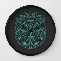 royal Wall Clocks featuring Royal by Rayfee