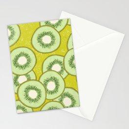 SLICED KIWIS Stationery Cards