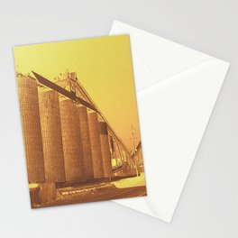 Global heating Stationery Cards