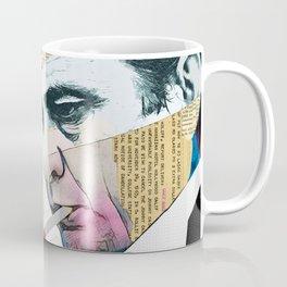 Johnny Cash - The Man In Black Coffee Mug
