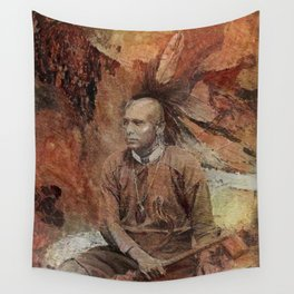 Mohawk Wall Tapestry