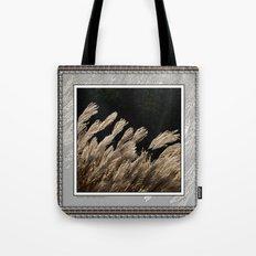 YAKU JIMA GRASS IN BACKLIT SUN Tote Bag