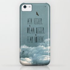 Aim Higher iPhone 5c Slim Case