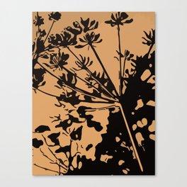 Stalwart Canvas Print