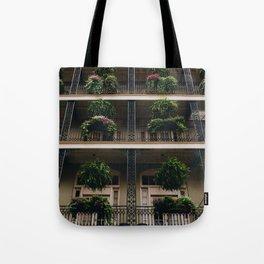 Iron & Ferns Tote Bag